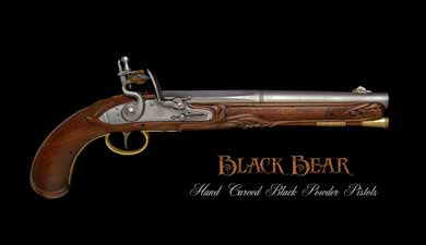 Black Powder Pistol