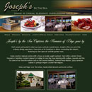 Josephs by the sea Website